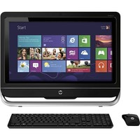 "HP - Pavilion TouchSmart 23"" Touch-Screen All-in-One Computer - 8GB Memory - 1TB Hard Drive"