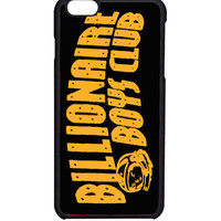 billionaire boys club gold For iPhone 6 Case *AR*