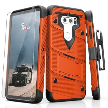 Zizo Bolt Series best cell phone protection case for LG V30