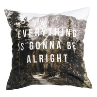 H&M Cotton Cushion Cover $9.99