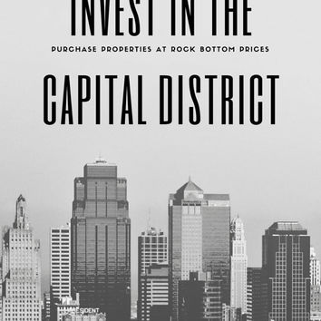 Invest in the Capital District: Purchase Properties at Rock Bottom Prices