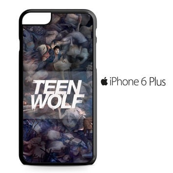 Teen Wolf Sesion 5 iPhone 6/6S Plus Case