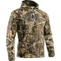 Under Armour® Camo Big Logo Hoody : Cabela's