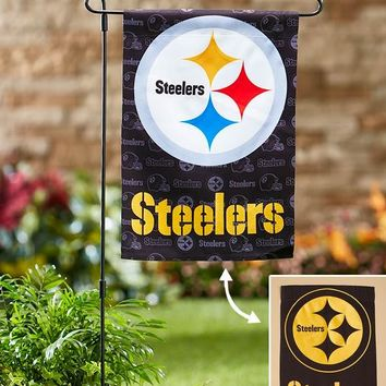 Official Licensed NFL Fan Outdoor Yard Lawn Team Spirit Flags Gift Idea