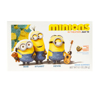 Despicable Me Minions Sour Gummies Candy