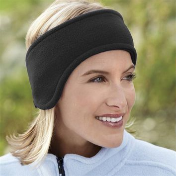 Women Earmuffes Winter Ski Ear Muff Warmer