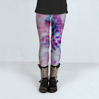 Get a Clue Leggings by Beth Thompson Art (Leggings)