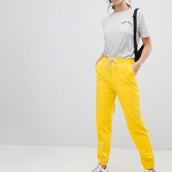 ASOS Joggers in Four Way Stretch at asos.com