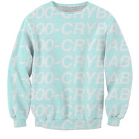 Crybaby Sweater