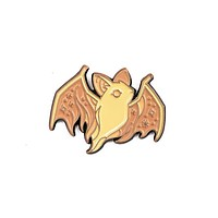 Ghost Bat Pin - Light