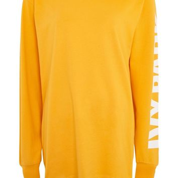 Oversized Long Sleeve T-shirt by Ivy Park | Topshop