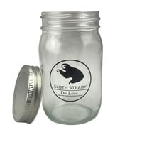 Sloth Steady Stash Jar