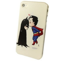 Superman&Batman Hard Case for iPhone 5 = 1946004868