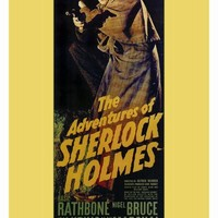 The Adventures of Sherlock Holmes 27x40 Movie Poster (1939)