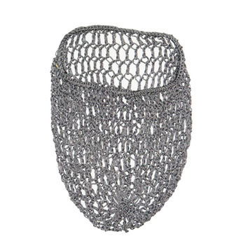 Grey Snood Hair Net