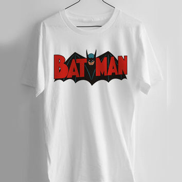 batman logo T-shirt Men, Women, Youth and Toddler