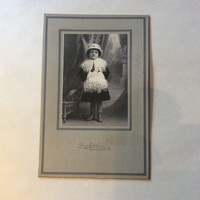 "Antique Photo ""Little Girl"""