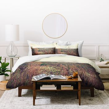 Catherine McDonald Autumn In Appalachia Duvet Cover