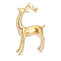 Standing Decorative Reindeer | More Colors Available