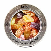 Kubli - Seashells and Fish Hard Candy, 1.7 oz.