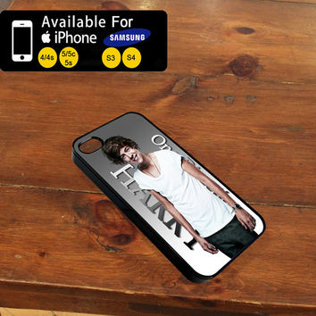 Harry  style one direction phone case - iPhone 5 / 5S Case, iPhone 4 / 4S Case, samsung s3 / s4