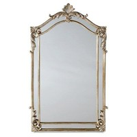 Chippendale Mirror, Silver
