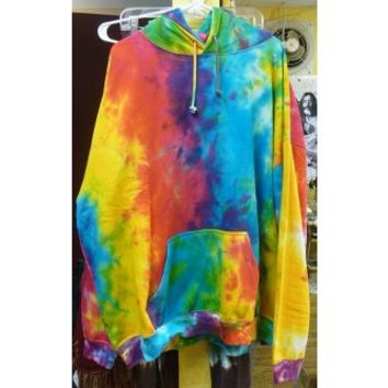 50% off  4XL Tie Dye Pullover Hoodie Jacket   Womens  Mens  Unisex