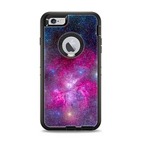 The Pink & Blue Galaxy Apple iPhone 6 Plus Otterbox Defender Case Skin Set