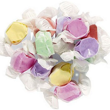 Bunny Kisses Salt Water Taffy 1/2 lb