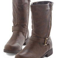 ModCloth Admirable Addition Boot