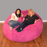 SackDaddy - Bean Bag Chairs — 7 ft Sack Daddy