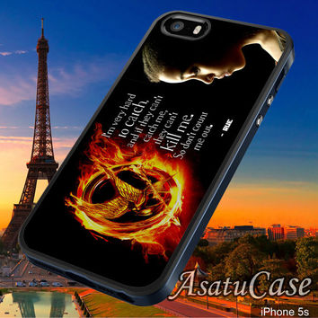 Hunger Game - Samsung Galaxy S2/S3/S4,iPhone 4/4S,iPhone 5/5S,iPhone 5C,Rubber Case,Cell Phone,Case,Accessories - 030114/CA16