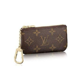 ac spbest Louis Vuitton Monogram Canvas Key Pouch M62650