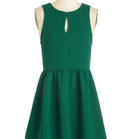 ModCloth Mid-length Sleeveless A-line Dress for the Occasion