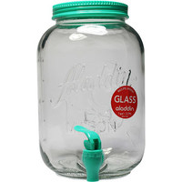 Walmart: Aladdin 1 Gal Glass Mason Beverage Dispenser