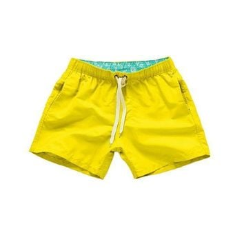 Men's Bermuda Swim Shorts ( Multiple Colors )