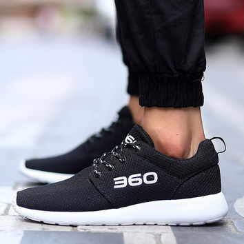 Womens Mesh Breathable Sneakers