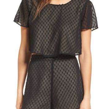 Wildfox Jupiter Fil Coupe Top | Nordstrom