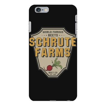 World Famous Beets Schrute Farms iPhone 6 Plus/6s Plus Case