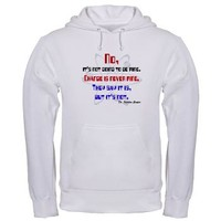 Big Bang Theory Change is Never Fine Hooded Sweats> Big Bang Theory Change is Never Fine> MORE PRODUCTS-CLICK HERE-GetYerGoat.com