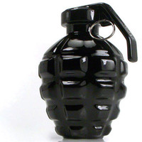 Love Grenade Coin Bank Pig Bank