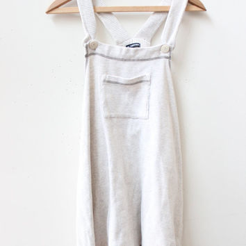 Minimal 90s Jumper Mini Dress