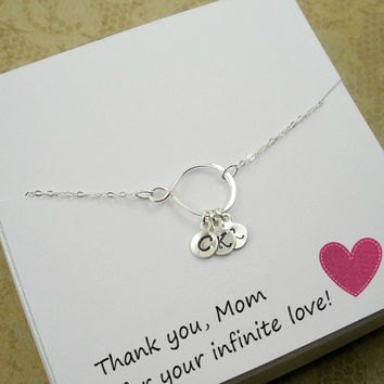 Personalized Mom Gifts, Personalized Mom Necklace, Mom Gifts, Mom Necklace, Gift Mom, Mommy Gifts, Christmas Gifts, StarringYouJewelry