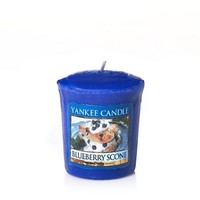 Blueberry Scone : Samplers® Votive Candles : Yankee Candle