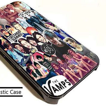 5 Seconds Of Summer 5 Sos Collage Quote customized for iphone 4/4s/5/5s/5c , samsung galaxy s3/s4/s5 and ipod 4/5 cases