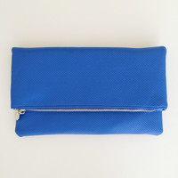 Perforated Flap Over Clutch