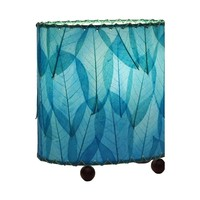 Mini Guyabano Table Lamp Sea Blue
