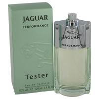Jaguar Performance Cologne By Jaguar Eau De Toilette Spray (Tester) FOR MEN