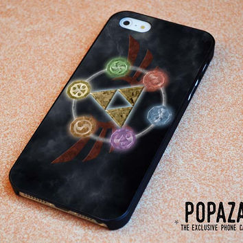 Zelda Triforce Element iPhone 5 | 5S Case Cover
