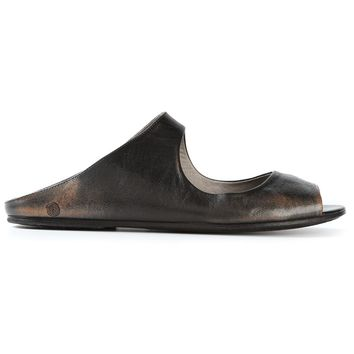 Marsèll open toe slip-on sandals